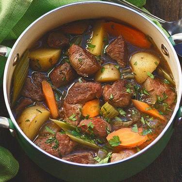 Irish Lamb Stew with Baby Yukon Potatoes Recipe | SideChef