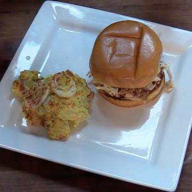 Smoked BBQ Chicken Sandwiches Recipe | SideChef