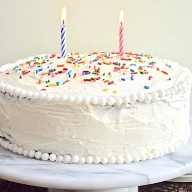 Classic Birthday Cake Recipe | SideChef
