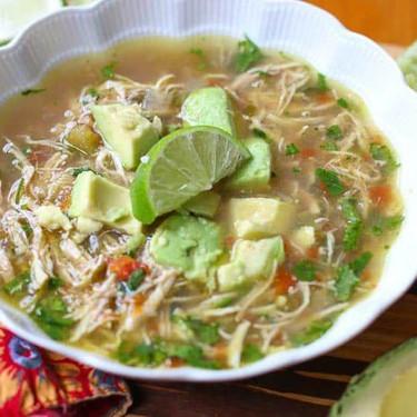 Mexican Chicken Soup Recipe | SideChef