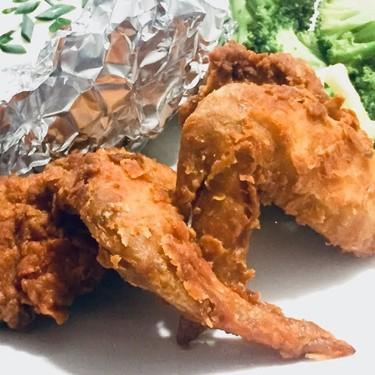 Crispy Southern Fried Chicken Wings Recipe   SideChef