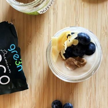 Vegan Banana Cashew Yogurt Recipe | SideChef
