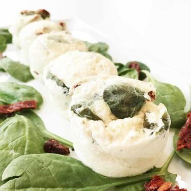 Sun-Dried Tomato & Spinach Egg White Bites Recipe   SideChef