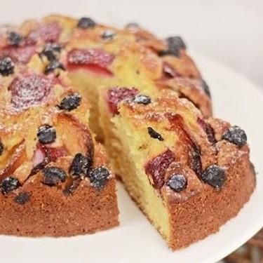 Fruit Pastry Cake Recipe   SideChef