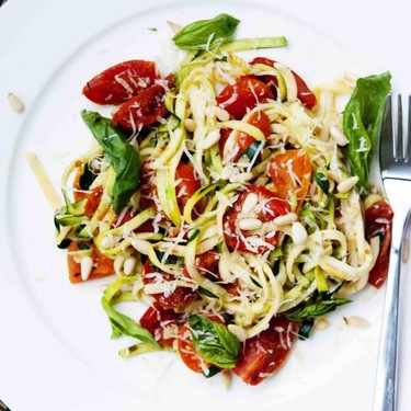 Zoodle Primavera Pasta Recipe   SideChef