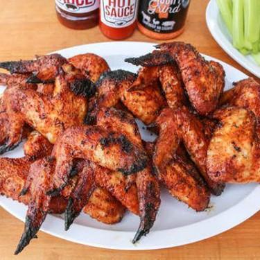 Vortex Chicken Wings Recipe | SideChef