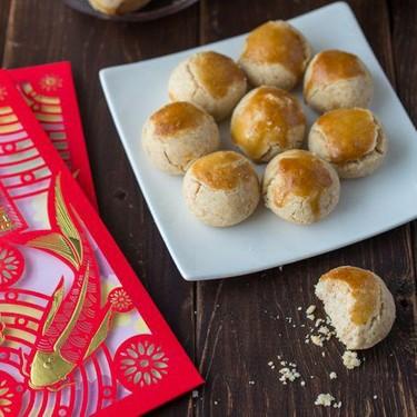 Chinese Peanut Cookies Recipe | SideChef