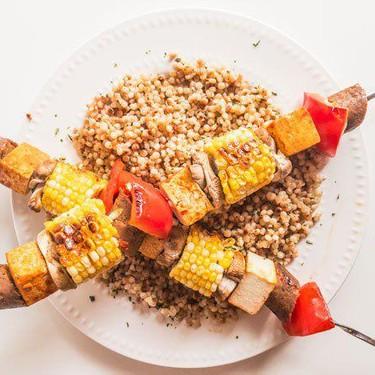 Vegan Shish Kebabs Recipe | SideChef