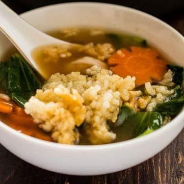 Sizzling Rice Soup Recipe | SideChef