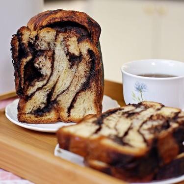 Chocolate Swirl Bread Recipe | SideChef