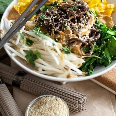 Vegan Gluten-Free Thai Soba Noodles Recipe | SideChef