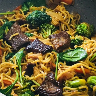 Beef and Mixed Vegetable Stir Fry Recipe   SideChef