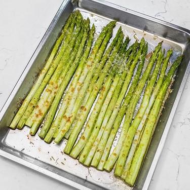 Parmesan Roasted Asparagus Recipe | SideChef