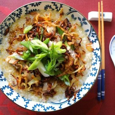 Pork Congee Recipe   SideChef