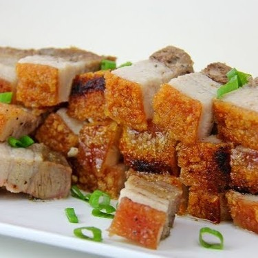 Crispy Pork Belly Recipe   SideChef