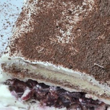 No Bake Black Forest Cake Recipe | SideChef