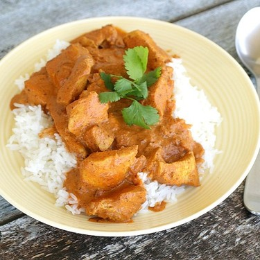 Butter Chicken Recipe   SideChef