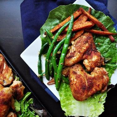 Baked Chicken Wings Recipe | SideChef