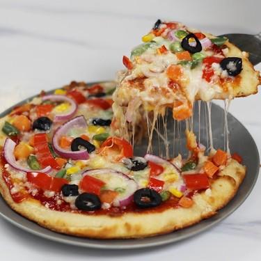2 Ingredient Pizza Dough Recipe   SideChef