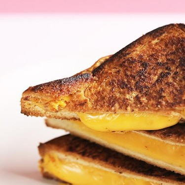 Classic Grilled Cheese Recipe   SideChef