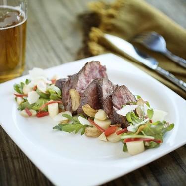 Hanger Steak Salad with Hearts of Palm Recipe   SideChef