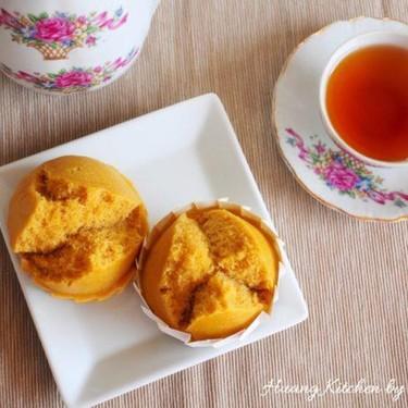 Palm Sugar Steamed Muffins 蒸椰糖发糕 Recipe | SideChef