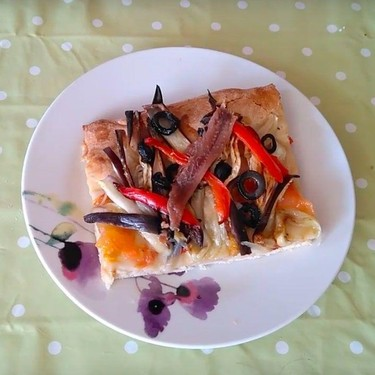 Catalan Vegetable Coca Recipe | SideChef