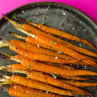 Slow Cooker Carrots with Garlic & Balsamic Recipe | SideChef