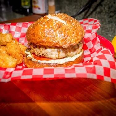 The Man Burger Recipe   SideChef