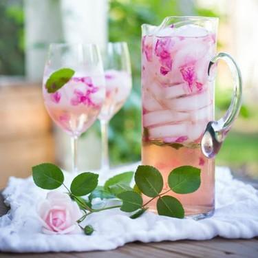 Rose Petal Sangria Recipe | SideChef