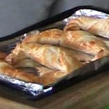 Ham and Cheese Croissants Recipe   SideChef
