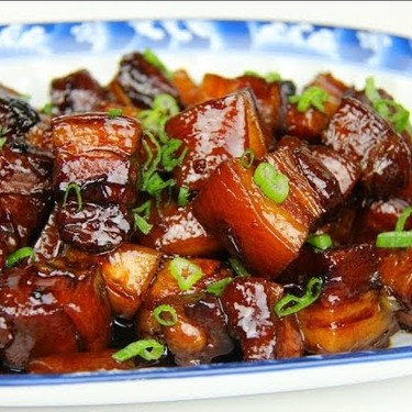 Simple Braised Pork Belly Recipe   SideChef