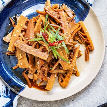 Braised Bamboo Shoots with Soy Sauce (Menma) Recipe | SideChef