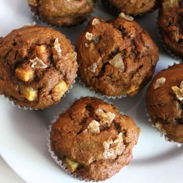 Harvest Pear & Ginger Muffins Recipe   SideChef