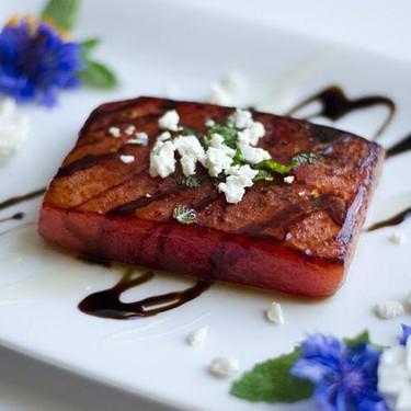 Pan-Seared Watermelon Steak Recipe | SideChef