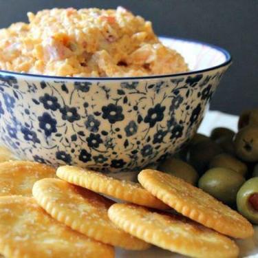 Savory Cheddar Pimento Cheese Recipe | SideChef
