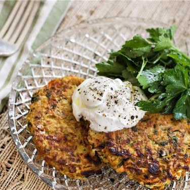 Celery Root Fritters Recipe | SideChef