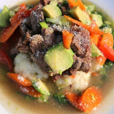 Beef Neck and Vegetables Soup Recipe   SideChef