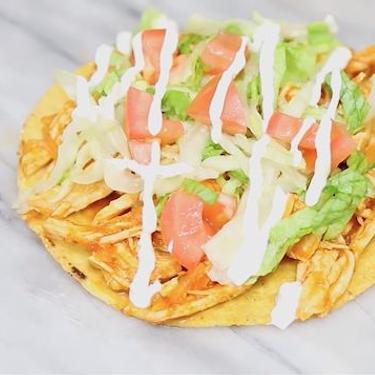 Chicken Tinga Tostadas Recipe | SideChef