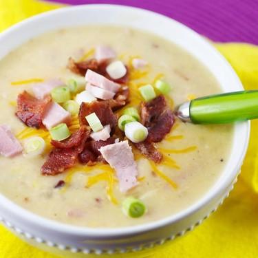 Loaded Potato Soup Recipe   SideChef