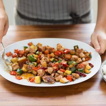 Fire Pepper Chicken Recipe | SideChef