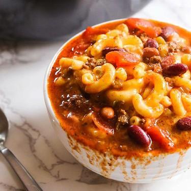 Chili Mac and Cheese Recipe | SideChef