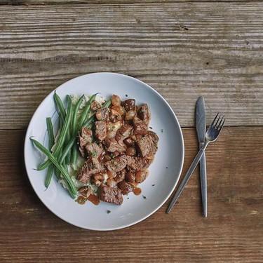 Beef Bourguignon with Mashed Potato Recipe | SideChef