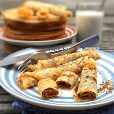 Homemade Crepes Recipe | SideChef
