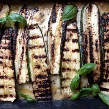 Grilled Zucchini Parmigiana Recipe   SideChef