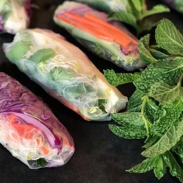 Tofu Spring Rolls Recipe | SideChef