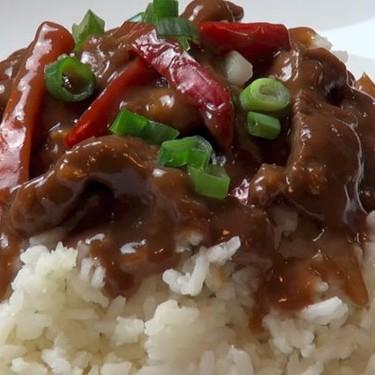 Slow Cooked Mongolian Beef Recipe   SideChef