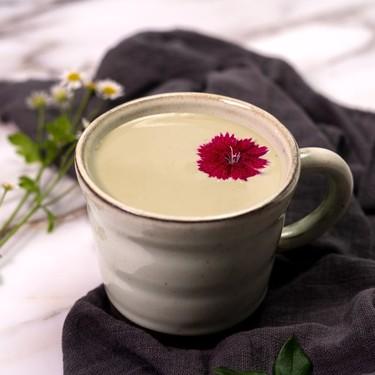 Morning Matcha Moon Milk Recipe   SideChef