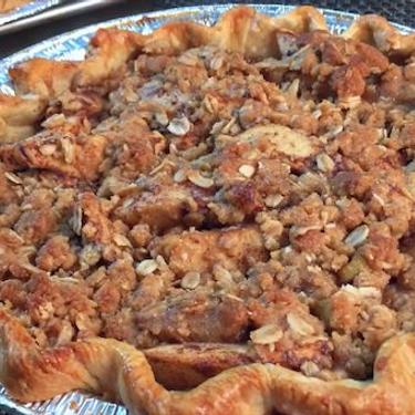 Quick and Easy Apple Crisp Pie Recipe   SideChef