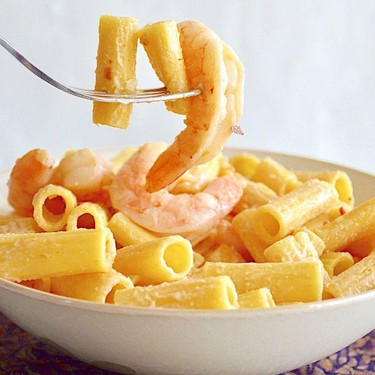 Bang Bang Shrimp Pasta Recipe   SideChef